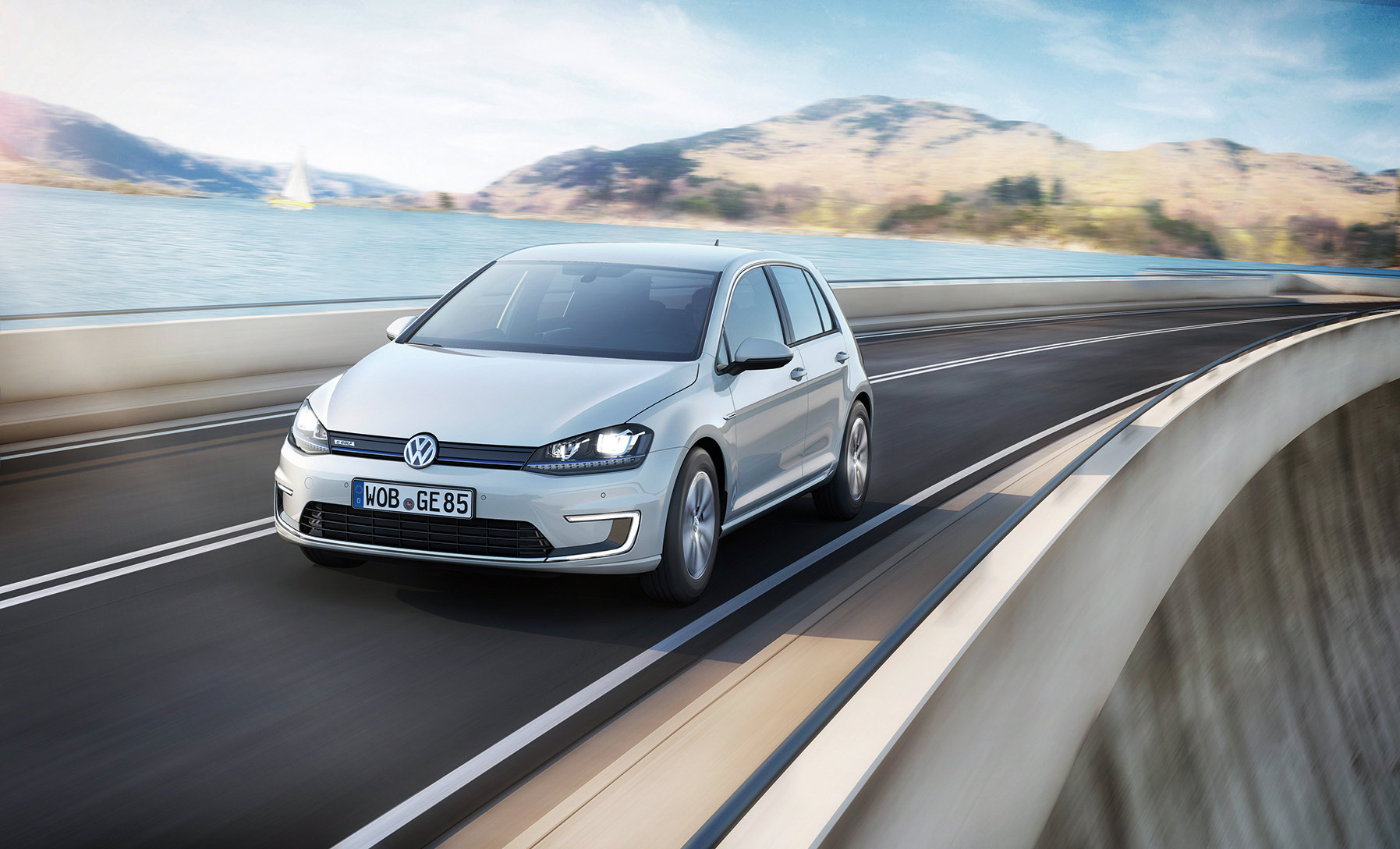 Volkswagen e-Golf #6