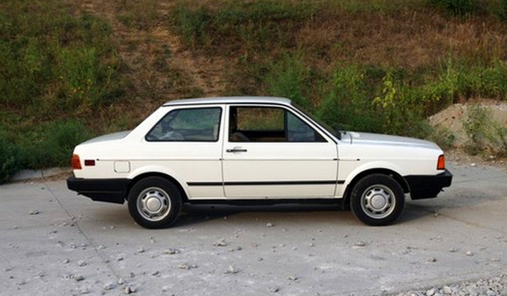 Volkswagen Fox 1989 #2