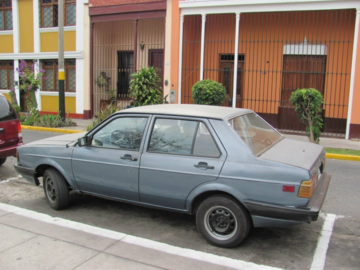 Volkswagen Fox 1989 #8
