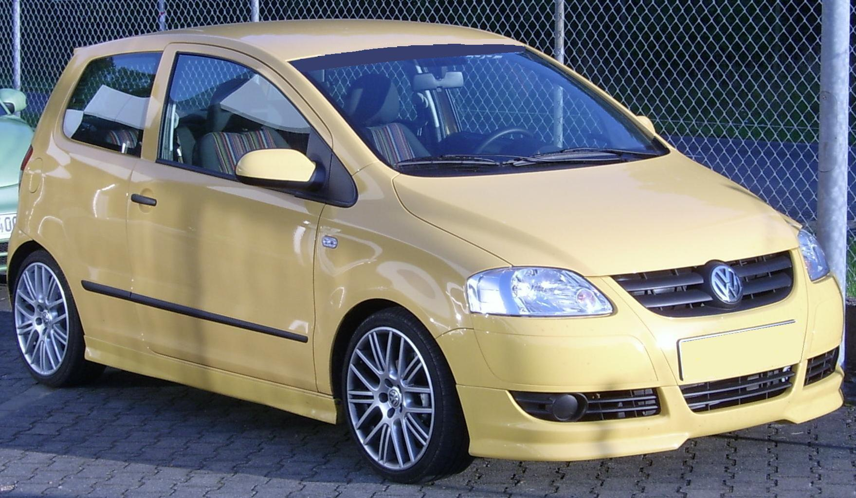Volkswagen Fox #8