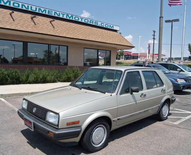 1987 Volkswagen Golf  Information and photos  MOMENTcar