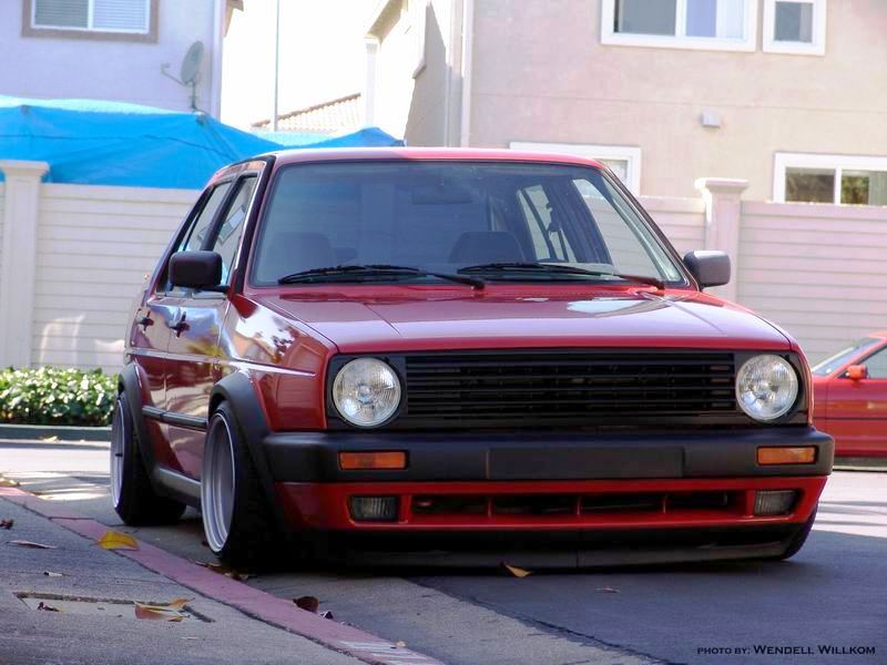 1989 VW Golf CL - The Extra Mile - Eurotuner Magazine