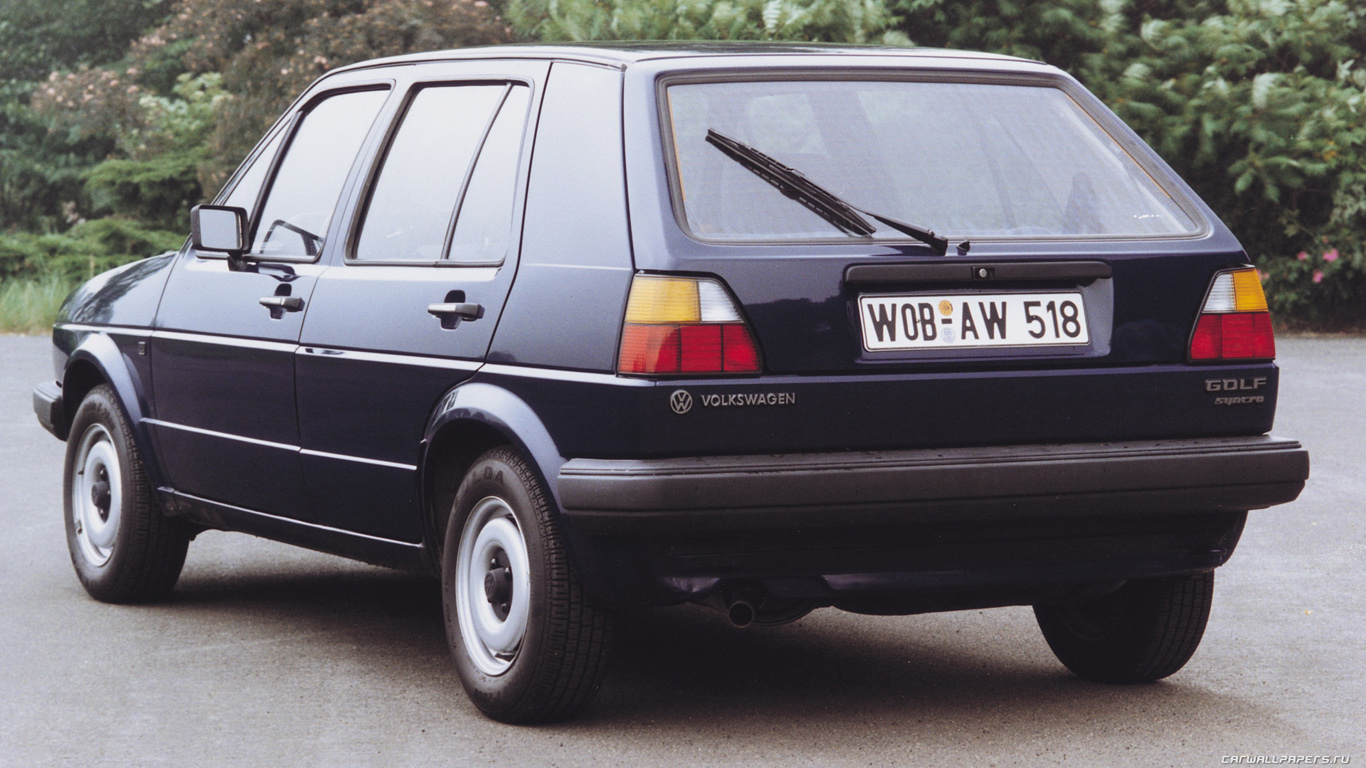 Volkswagen Golf 1991 #12
