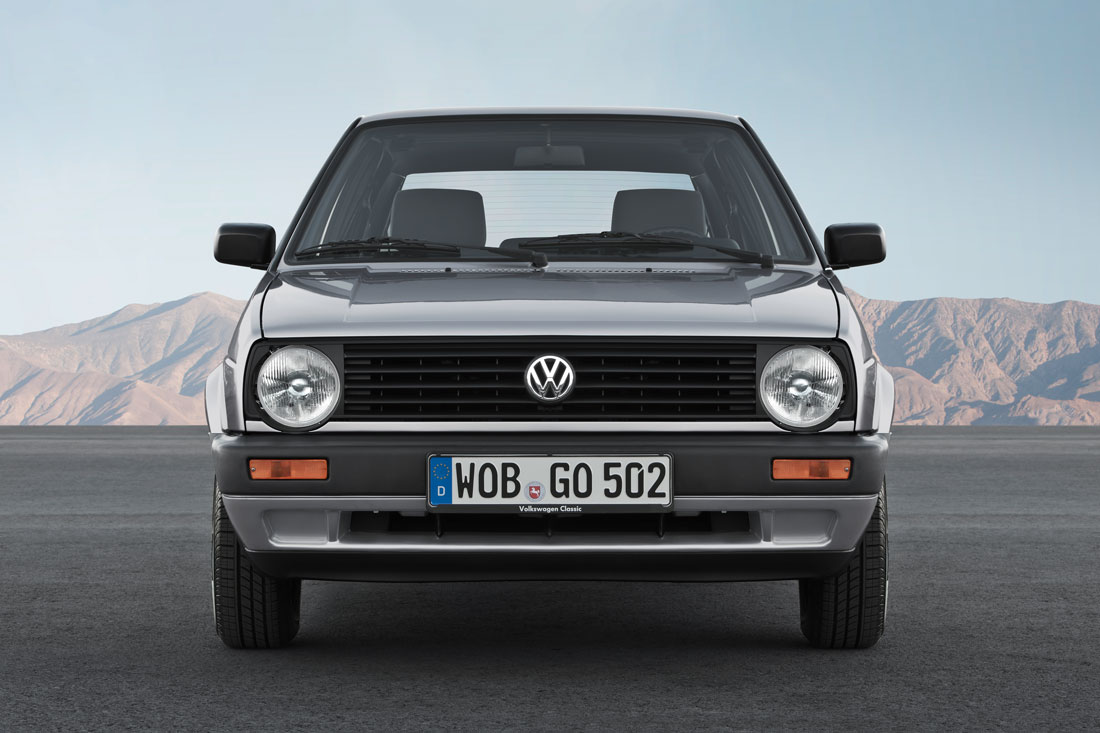 Volkswagen Golf 1991 #9