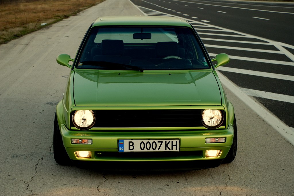 1992 Volkswagen Golf Information And Photos Momentcar