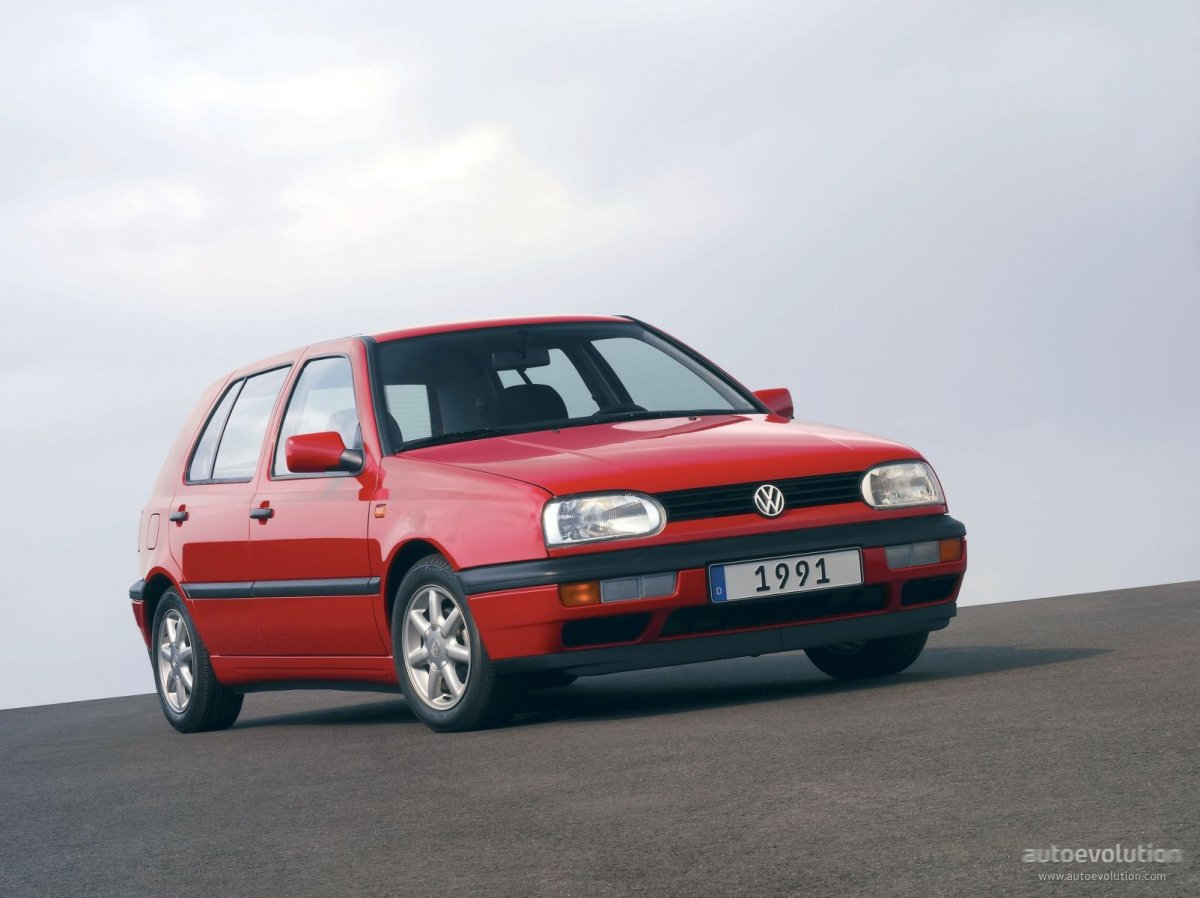Volkswagen Golf 1997 #3