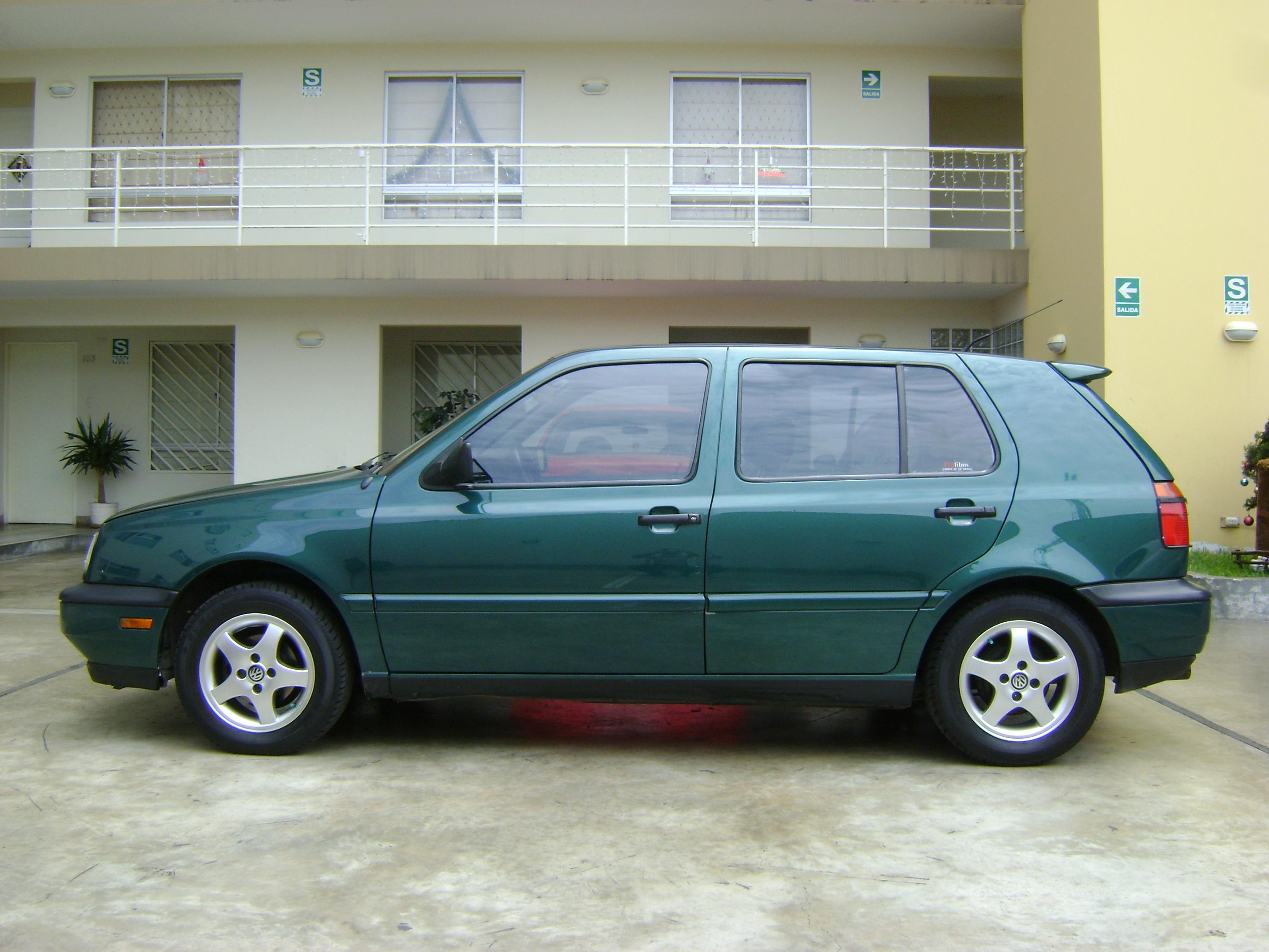 Volkswagen Golf 1997 #6