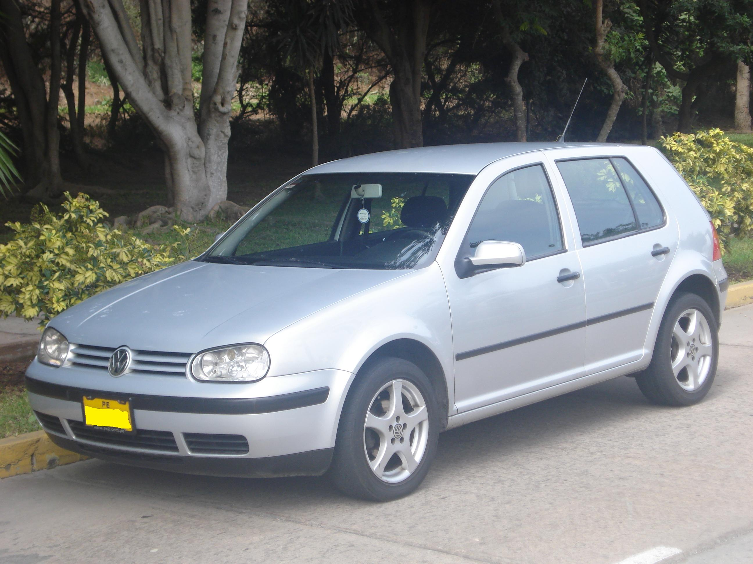 1999 Volkswagen Golf Information And Photos Momentcar