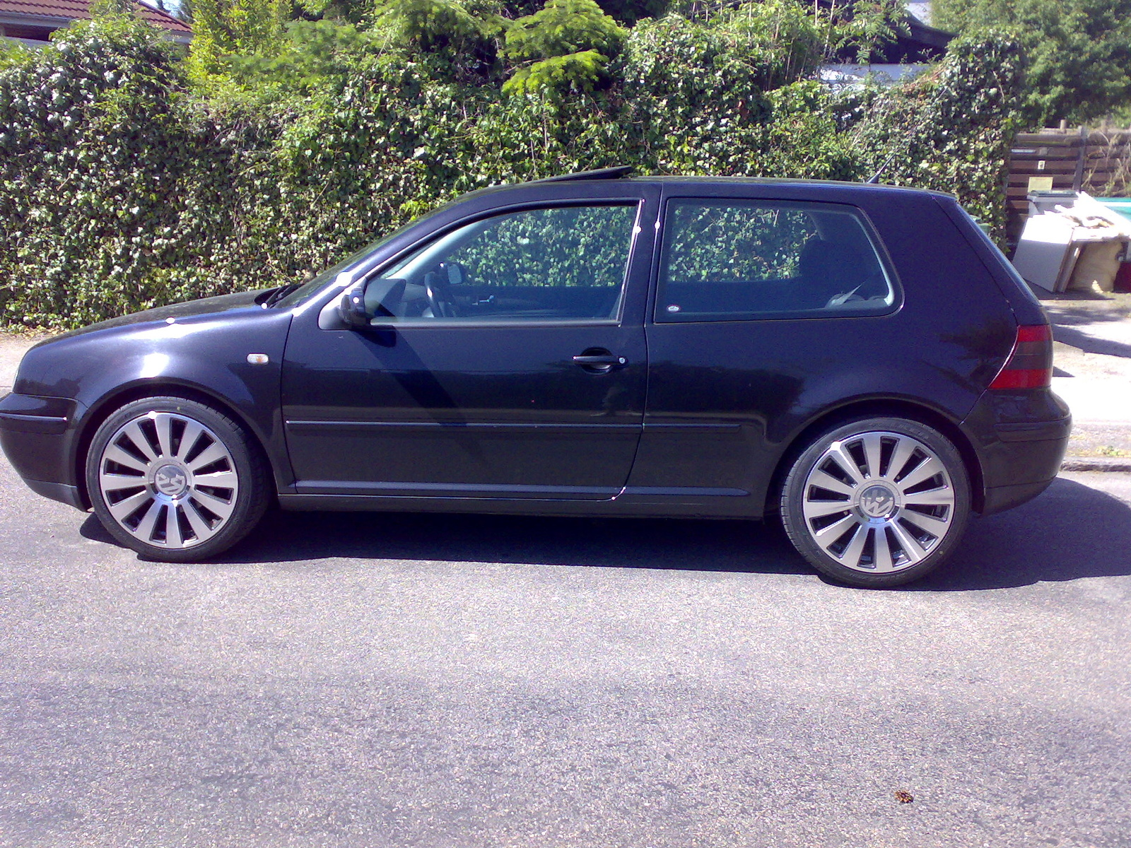 Volkswagen golf 2000 5 volkswagen golf 2000 5