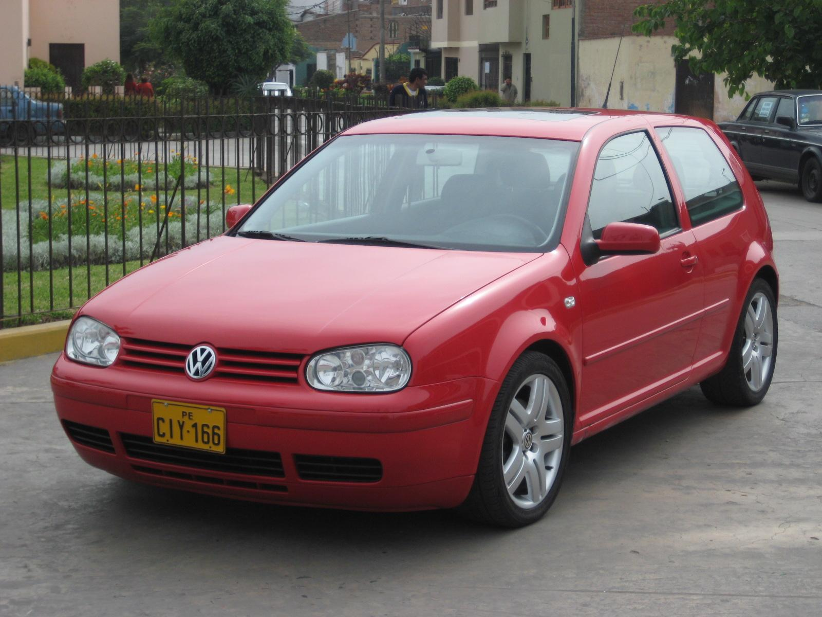 2003 Volkswagen Golf - Information and photos - MOMENTcar