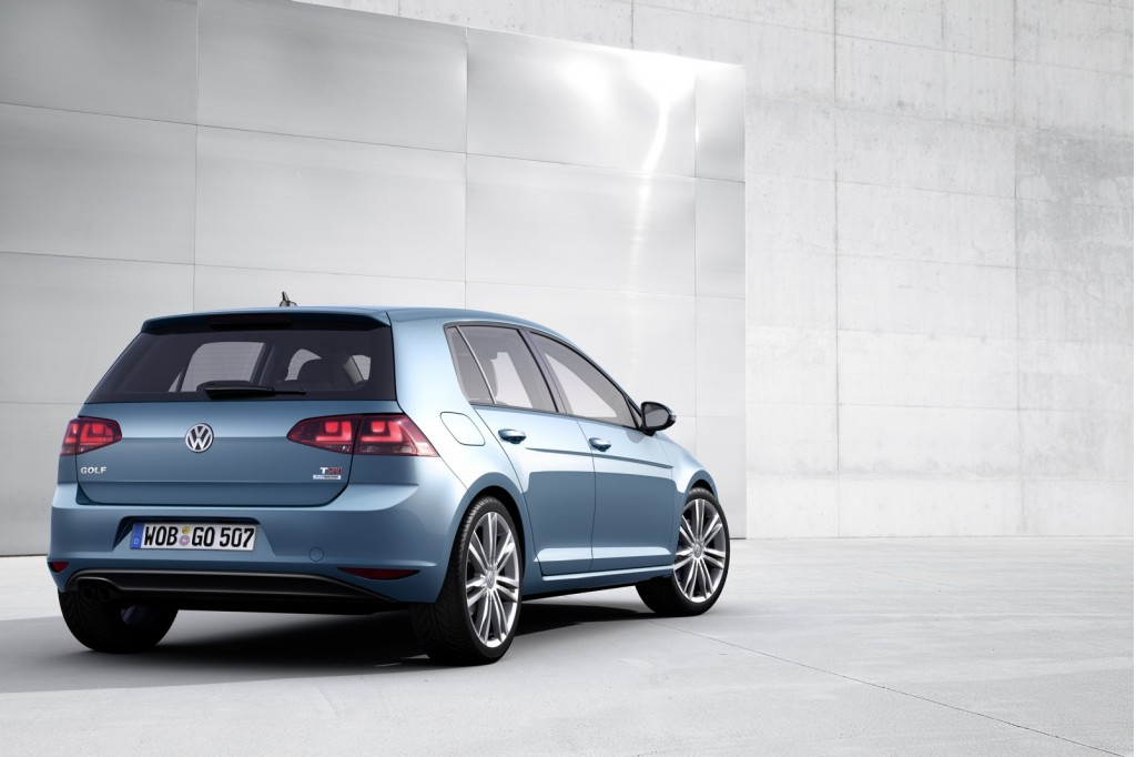 Volkswagen Golf 2014 #4