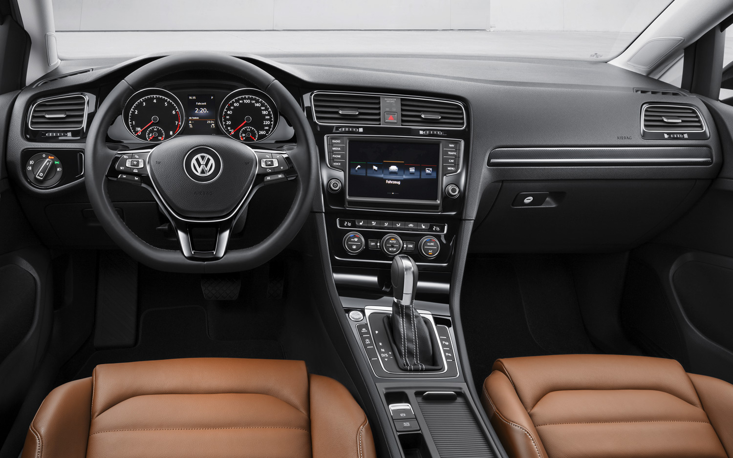 Volkswagen Golf 2014 #6