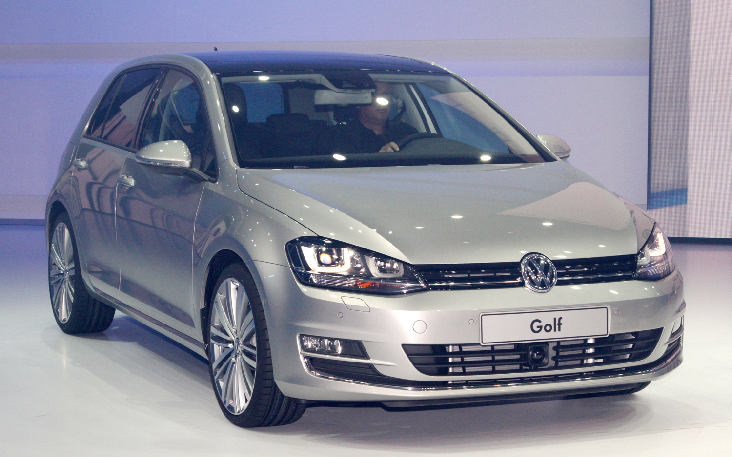 Volkswagen Golf 2014 #8