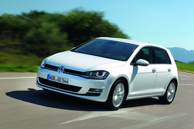 Volkswagen Golf 2014 #9