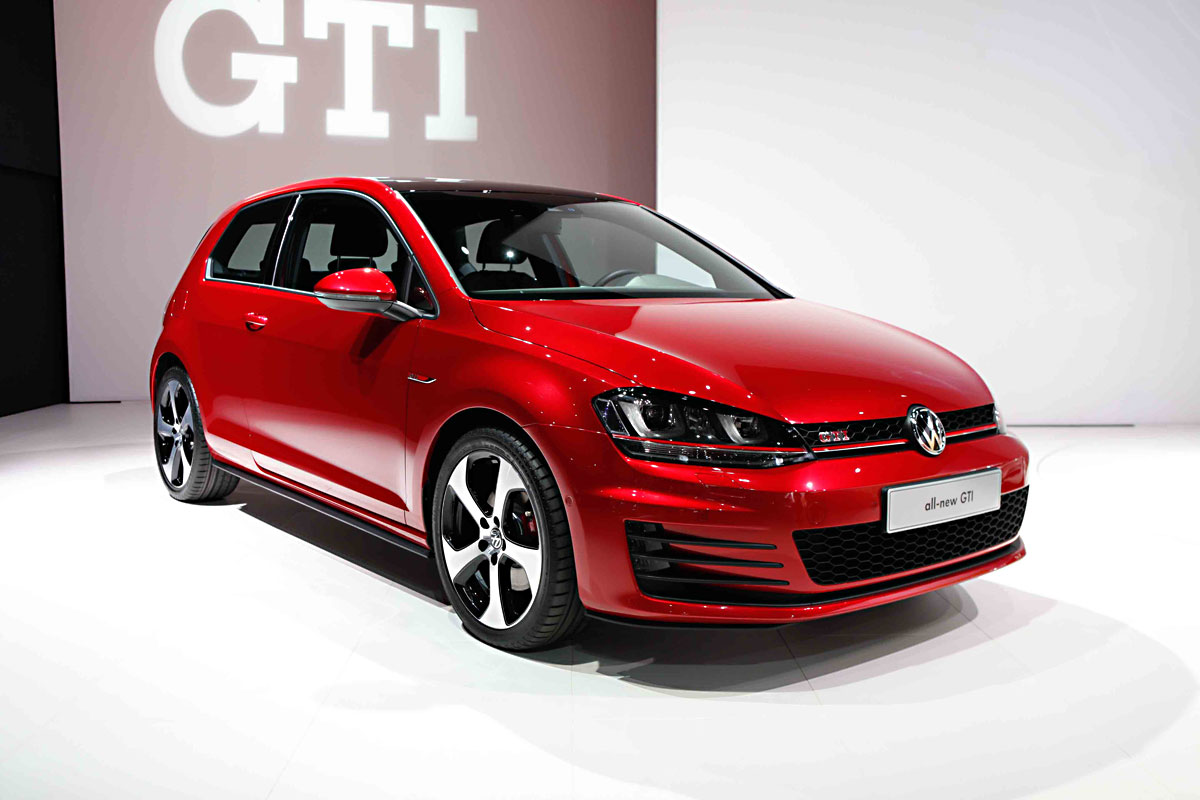 Volkswagen Golf 2015 #11
