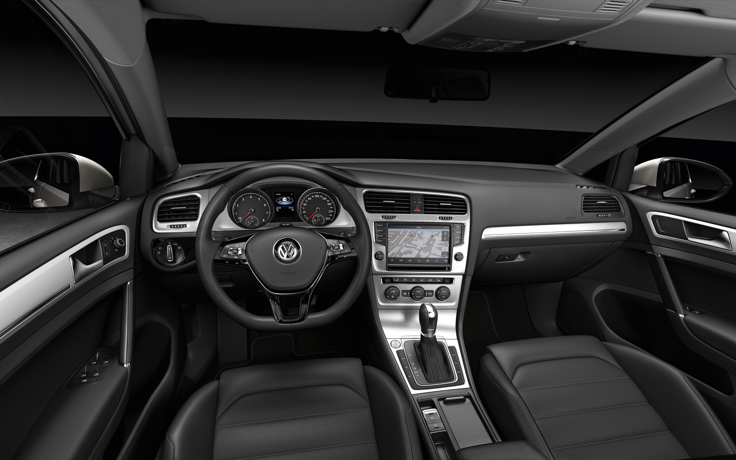 Volkswagen Golf 2015 #12