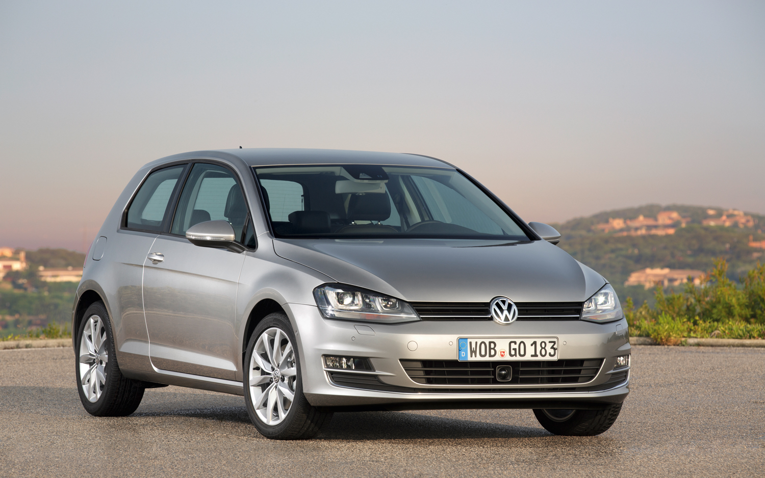 Volkswagen Golf 2015 #13