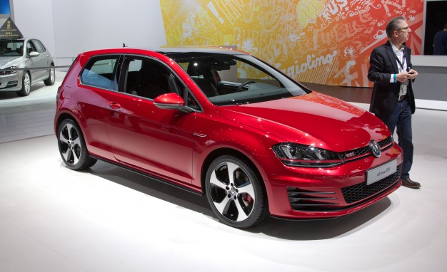 Volkswagen Golf 2015 #14