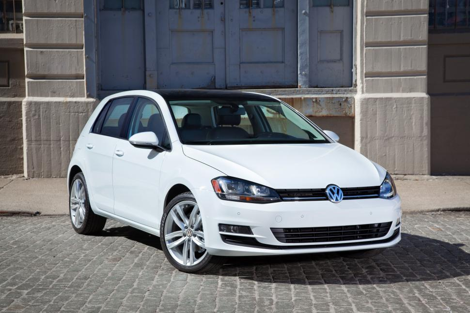 Volkswagen Golf 2015 #2