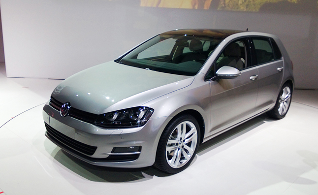 Volkswagen Golf 2015 #5