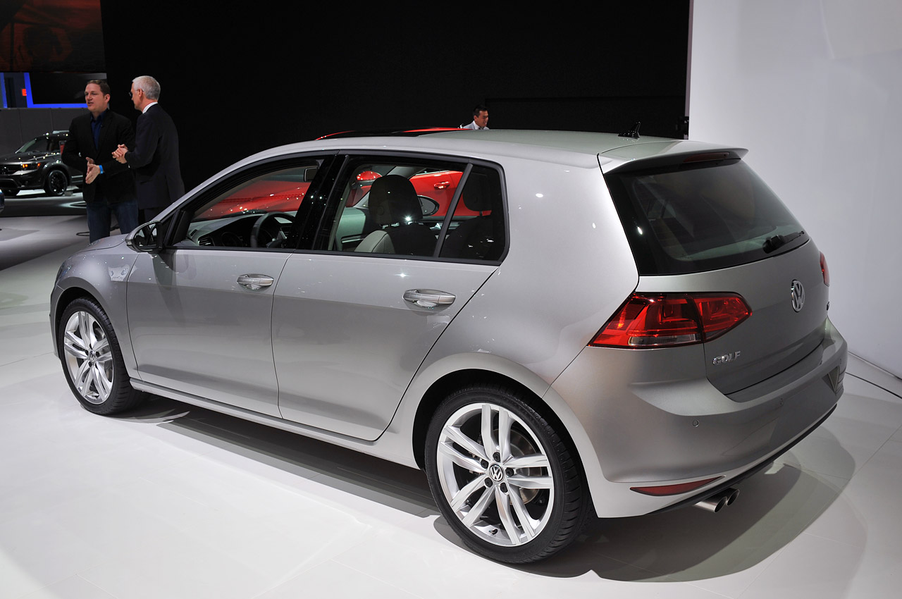 Volkswagen Golf 2015 #7