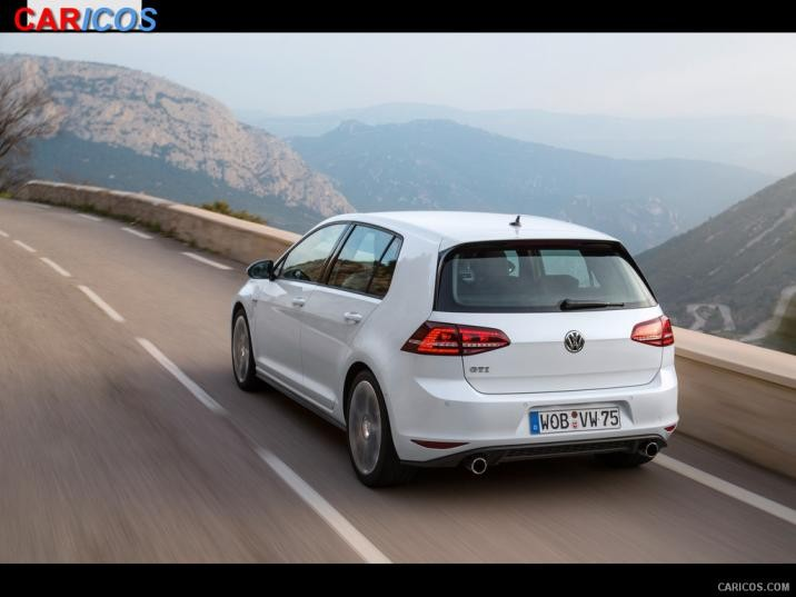 Volkswagen Golf 2015 #9