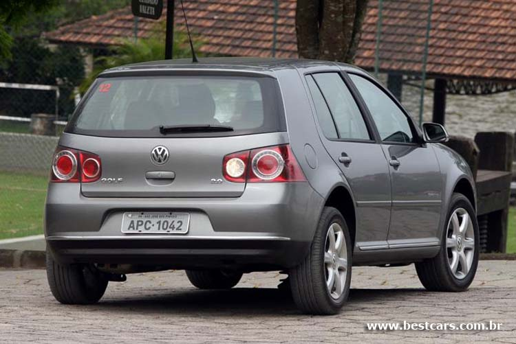 Volkswagen Golf City #27