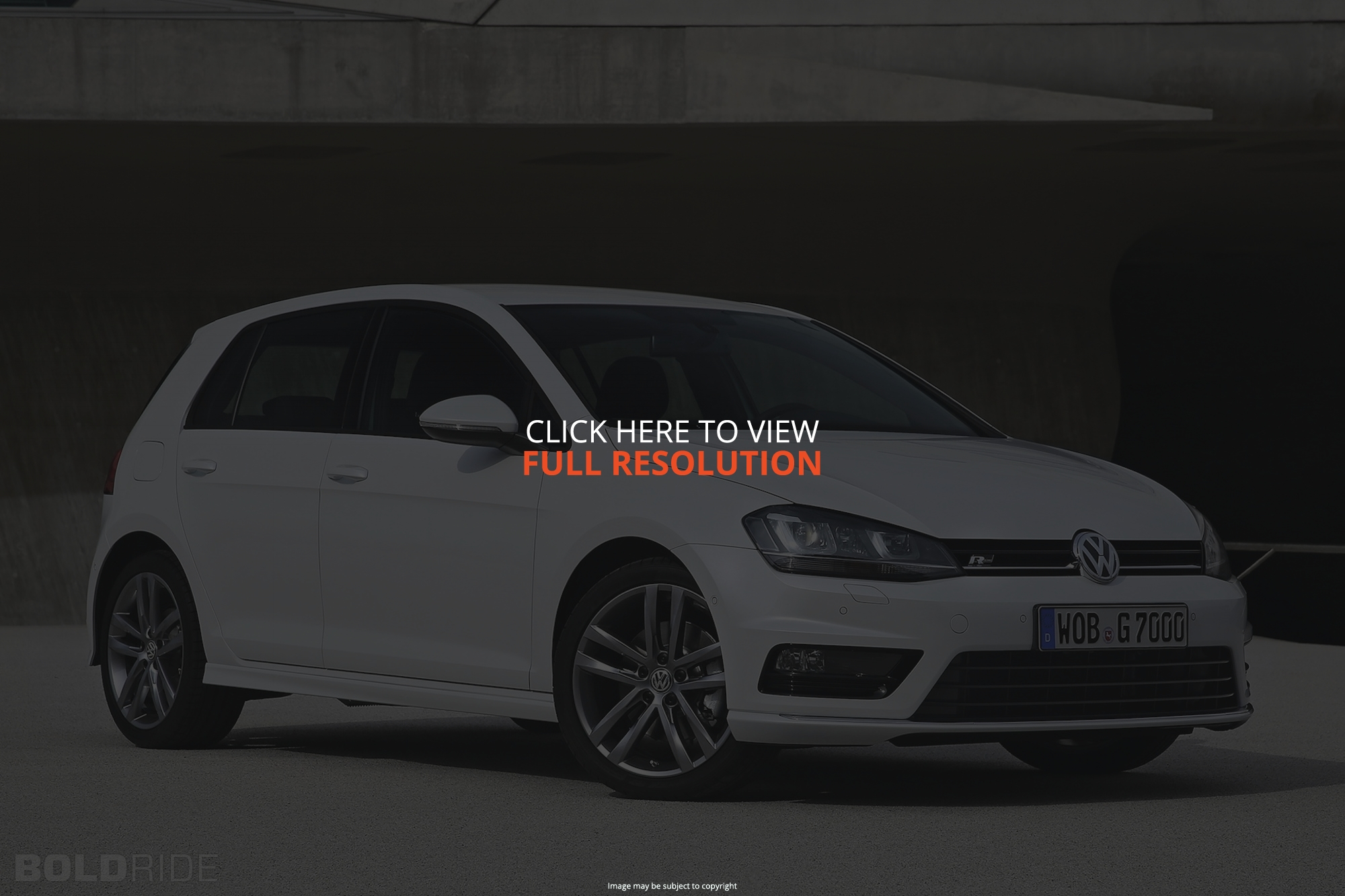 Volkswagen Golf R #3