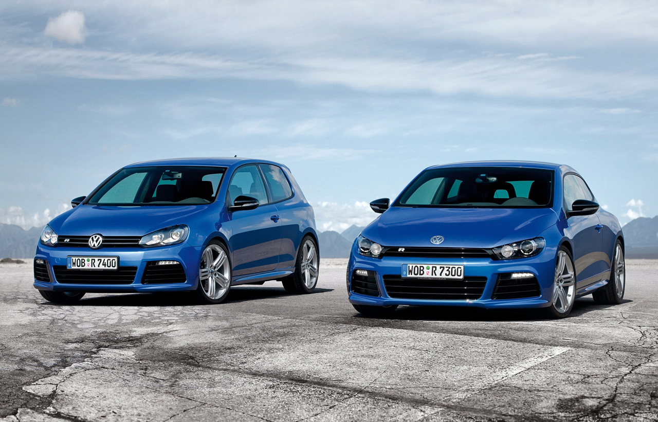 Volkswagen Golf R #4