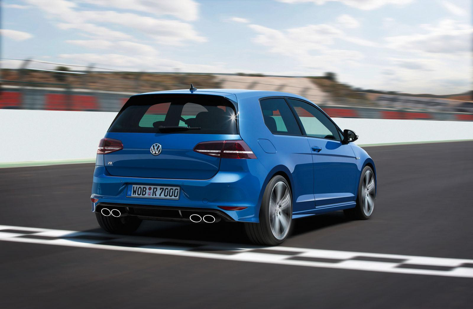 Volkswagen Golf R #9