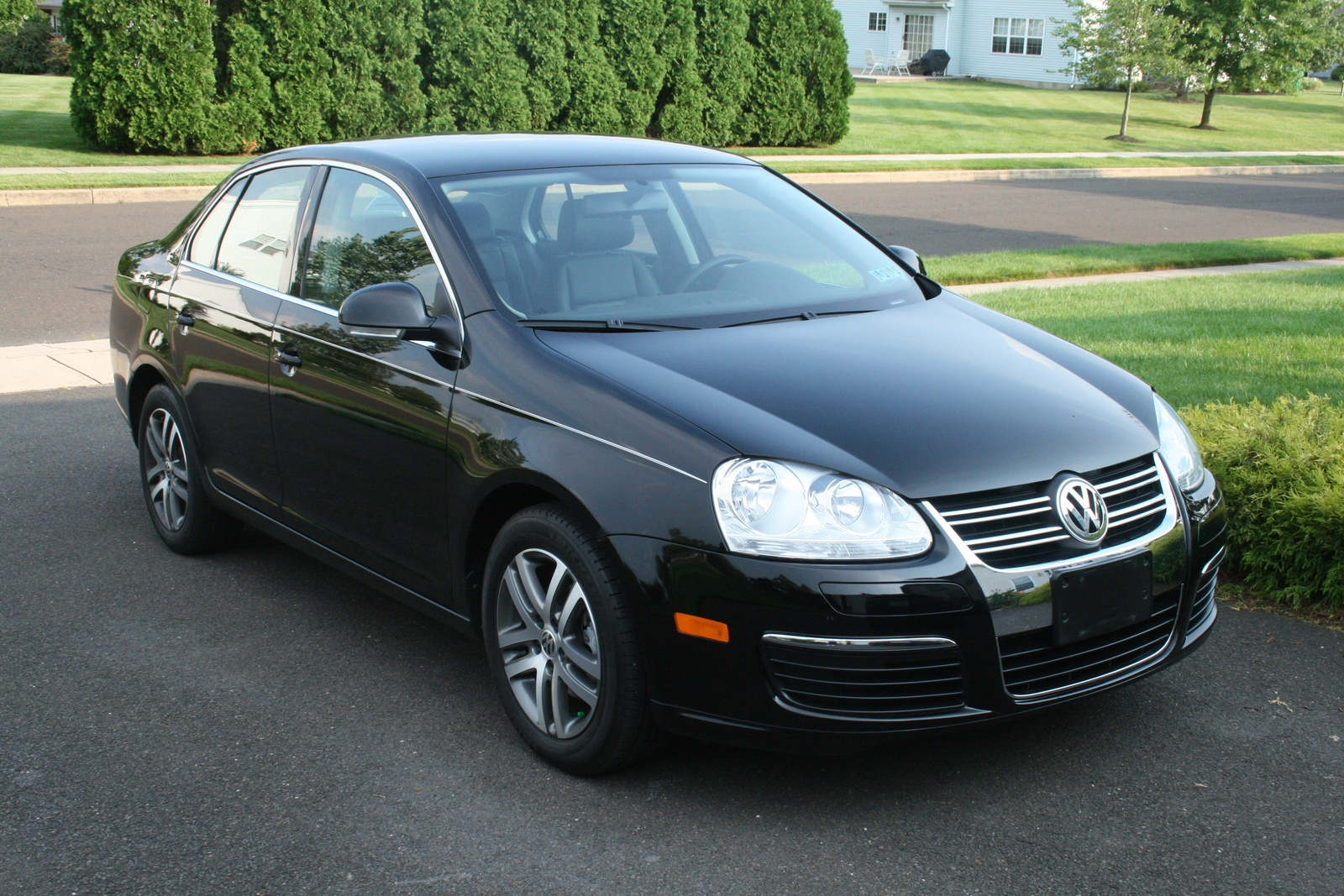 2006 Volkswagen Jetta TDI - Short Take Road Test - Car Reviews ...
