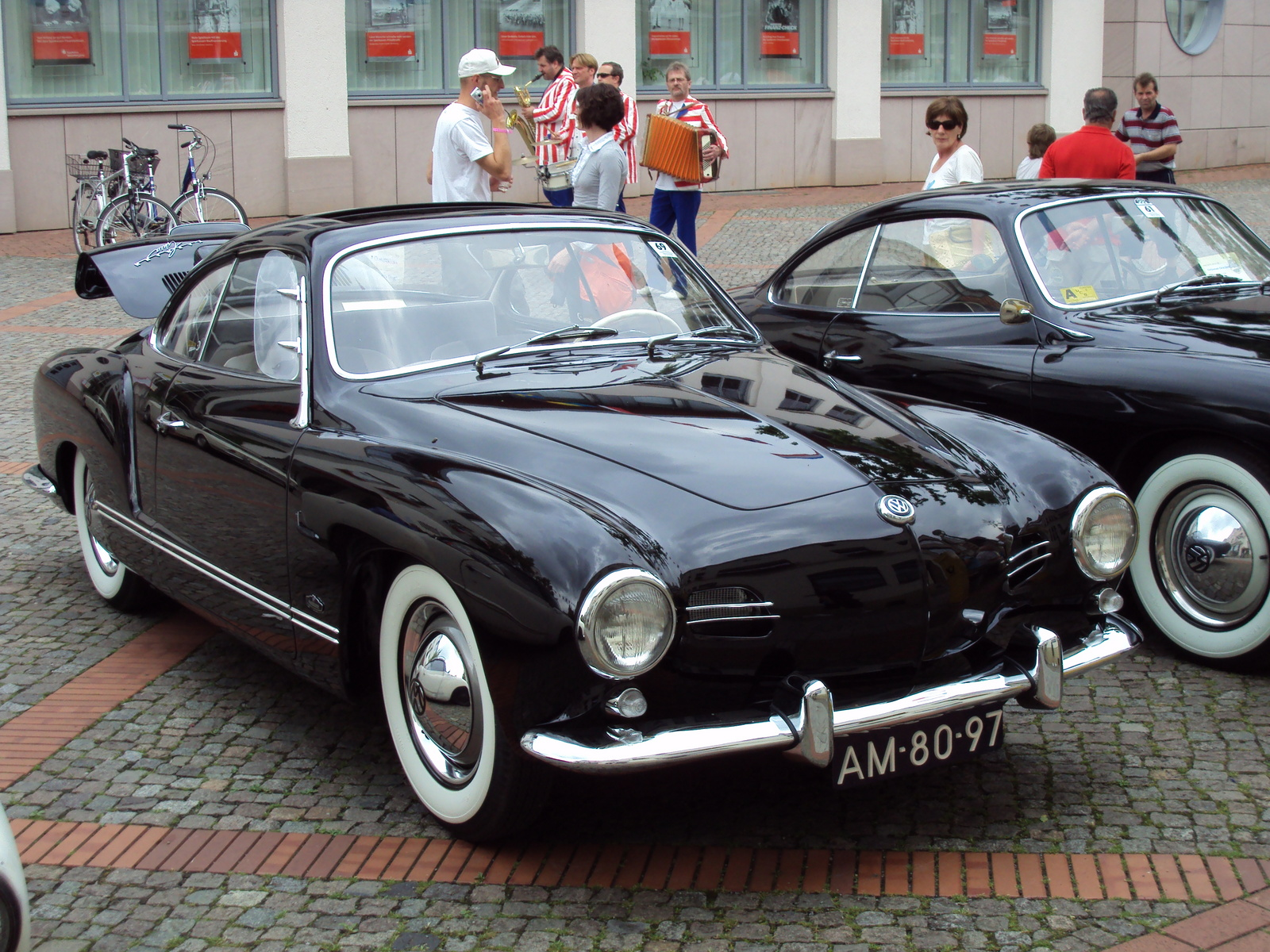 1950 Volkswagen Karmann Ghia Information And Photos Momentcar 14