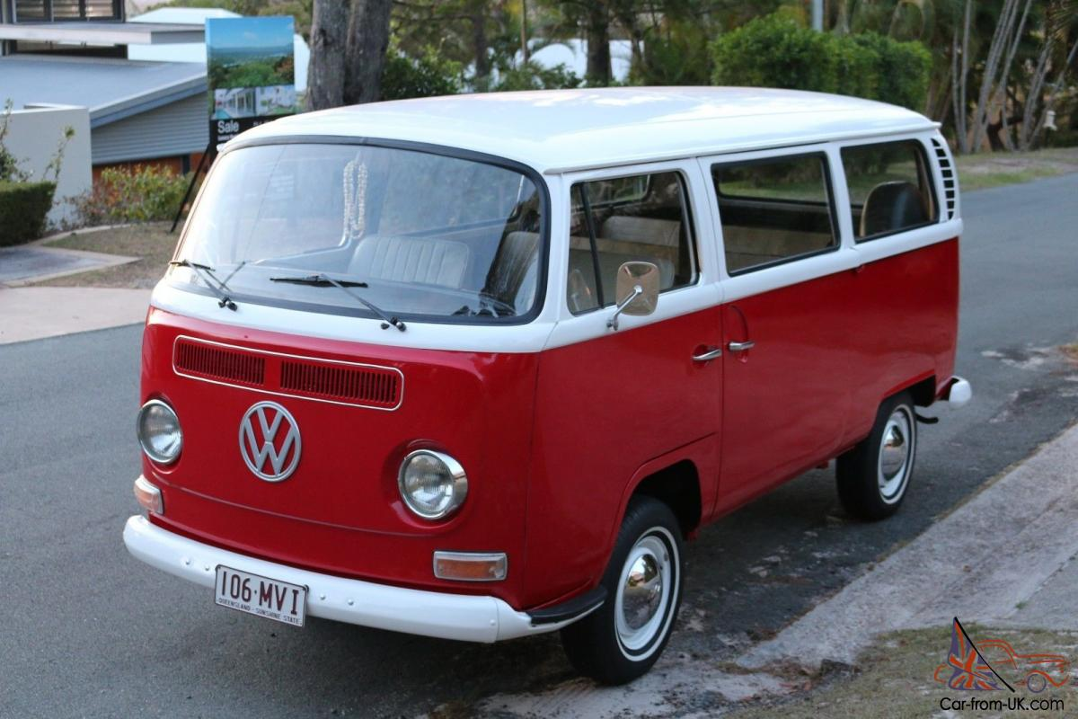 1970 Volkswagen Microbus Information And Photos Momentcar