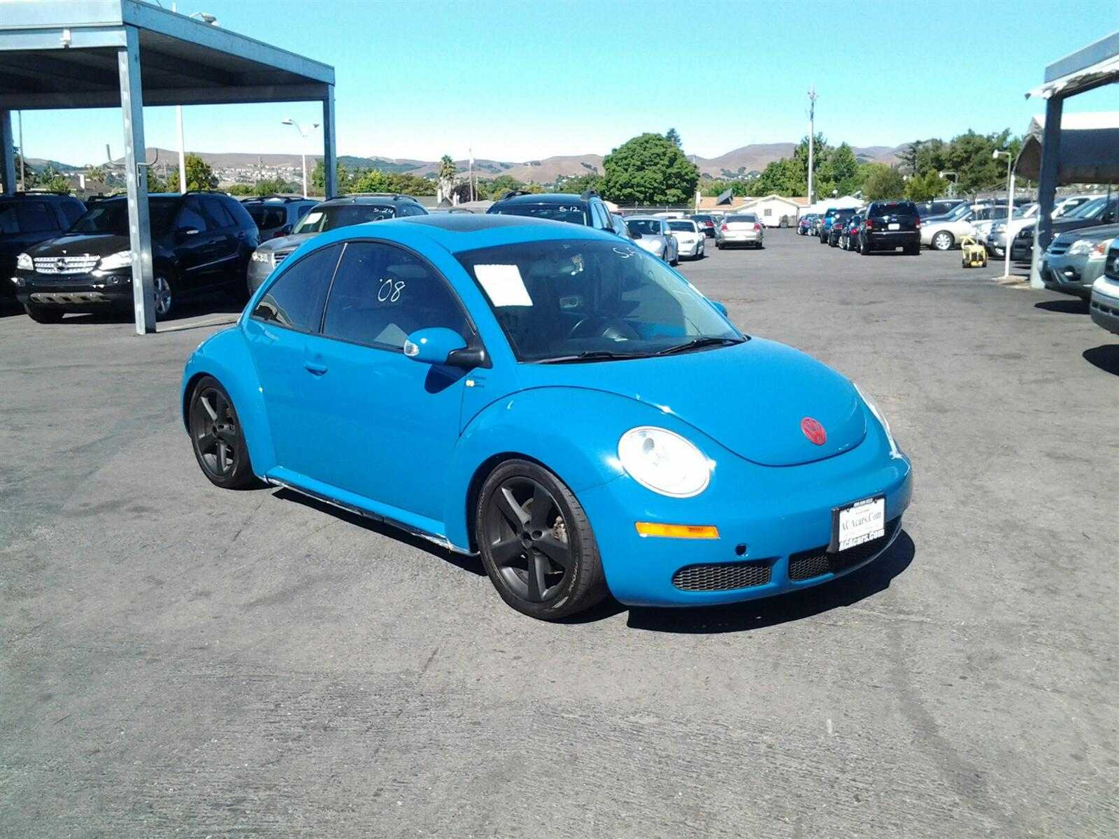 Volkswagen New Beetle Black Tie Edition PZEV #26
