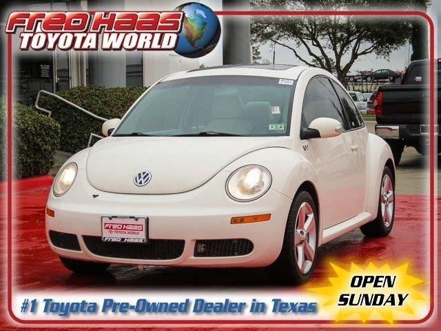 Volkswagen New Beetle Triple White PZEV #25