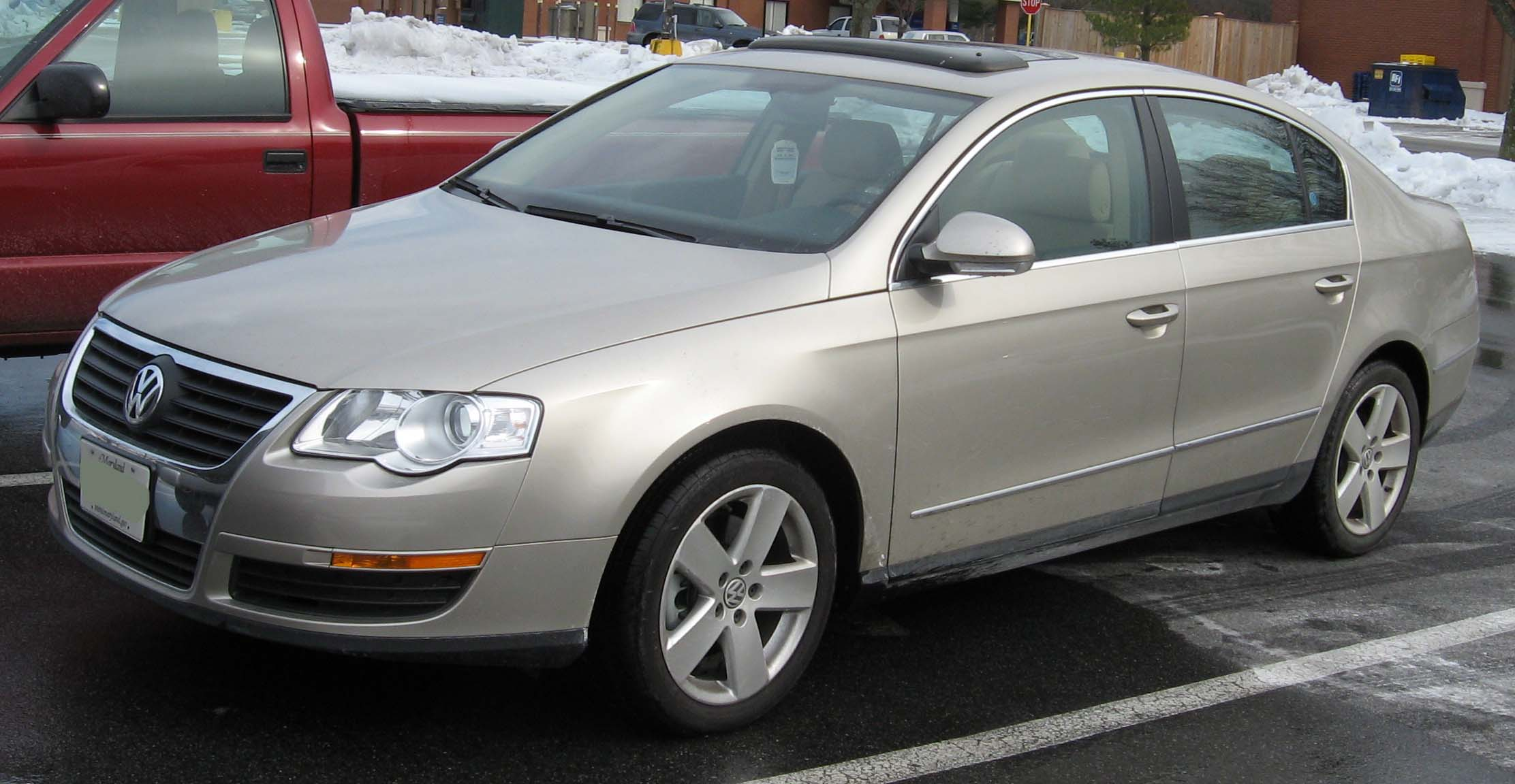 2006 volkswagen passat information and photos momentcar. Black Bedroom Furniture Sets. Home Design Ideas