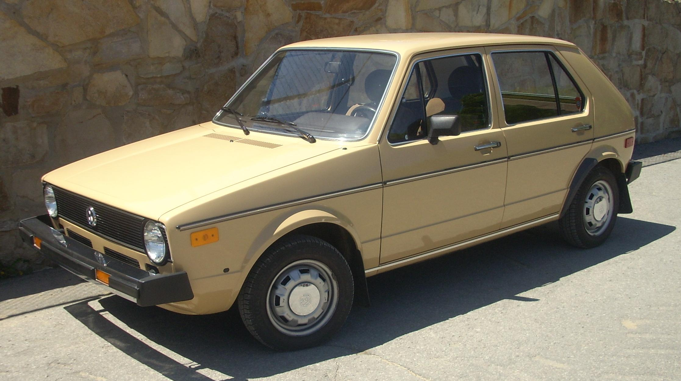 Volkswagen Rabbit #4