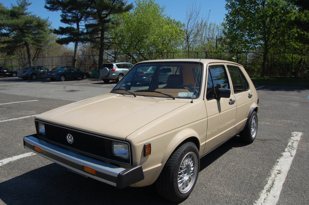 Volkswagen Rabbit 1980 #1