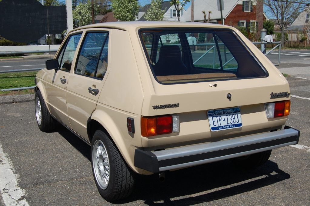 Volkswagen Rabbit 1980 #5