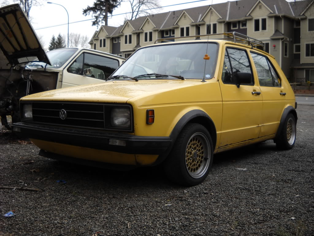 Volkswagen Rabbit 1980 #7