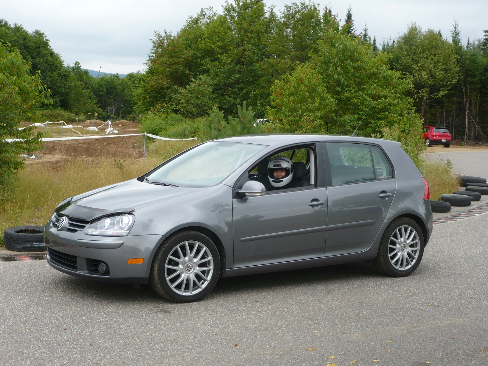Volkswagen Rabbit 2009 #1