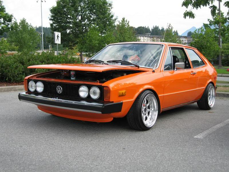1980 Volkswagen Scirocco Information And Photos Momentcar