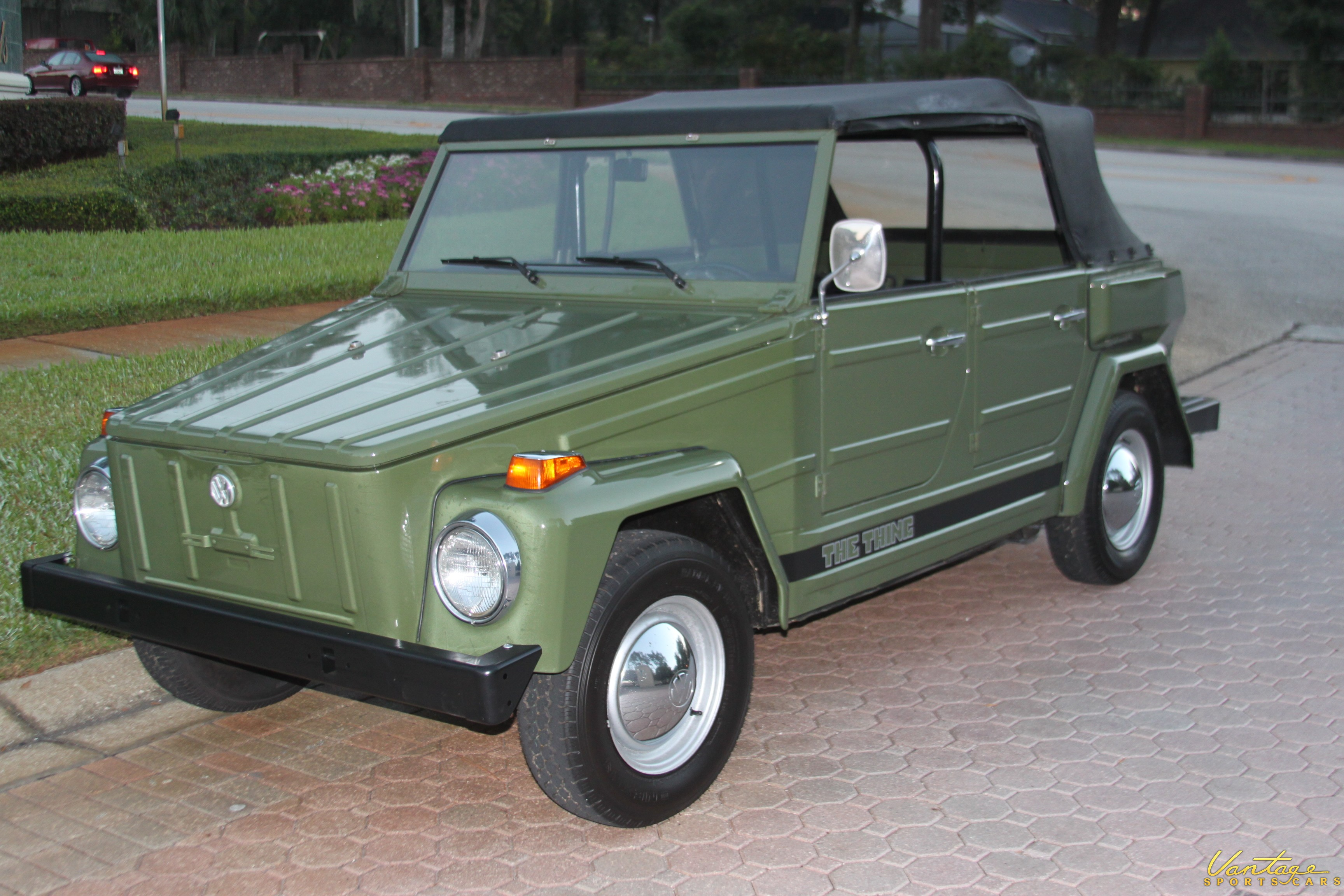 Volkswagen Thing Information And Photos Momentcar