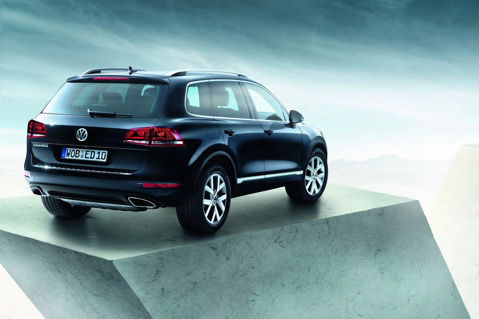 Volkswagen Touareg X Special Edition #12