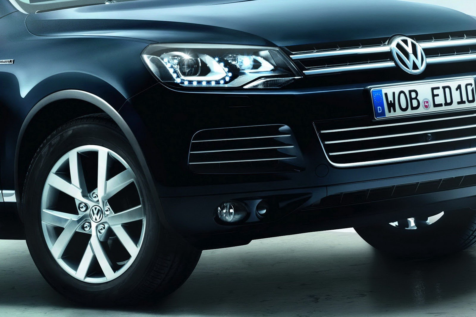 Volkswagen Touareg X Special Edition #13