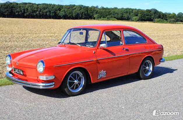 1972 Volkswagen Type 3 Information And Photos Momentcar