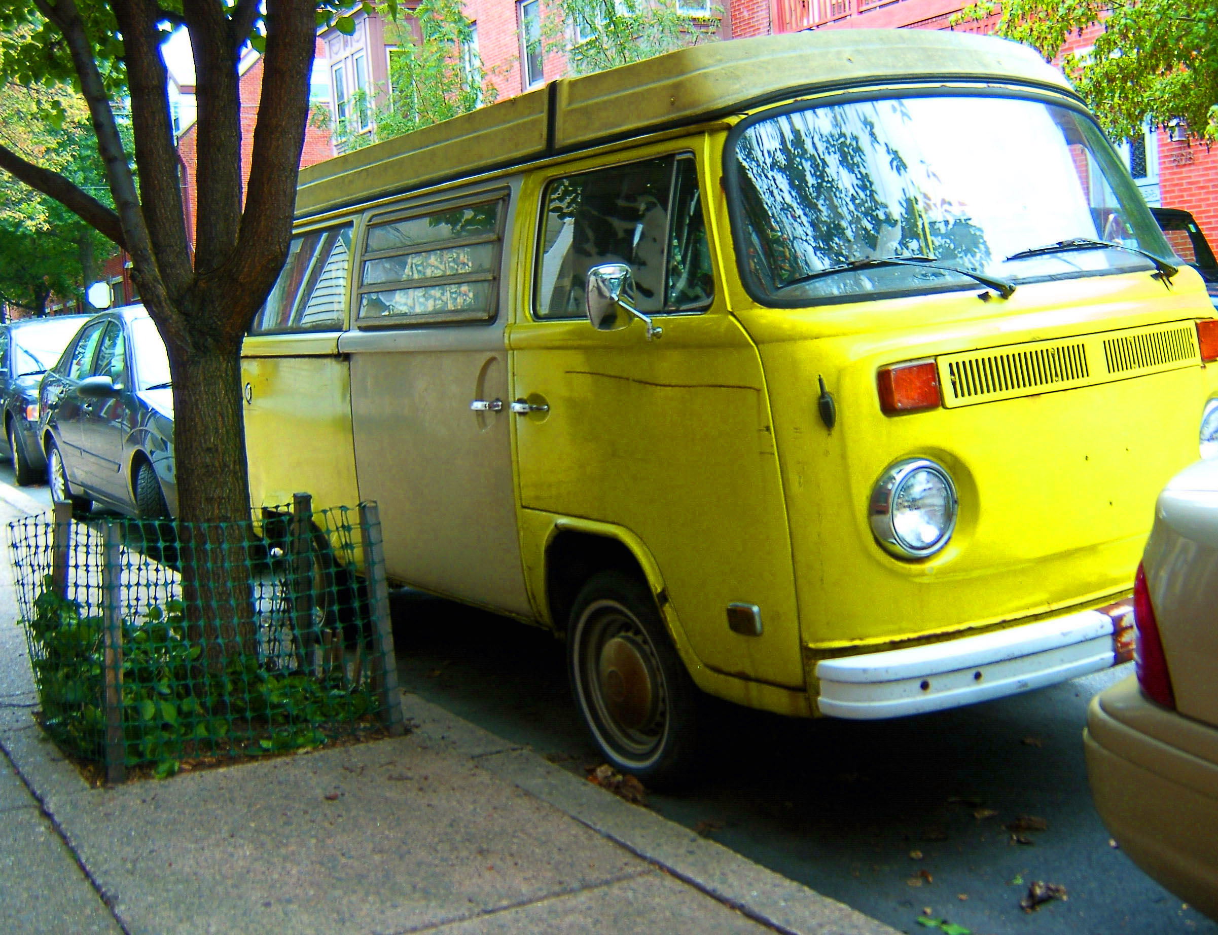Volkswagen Vanagon Base #3