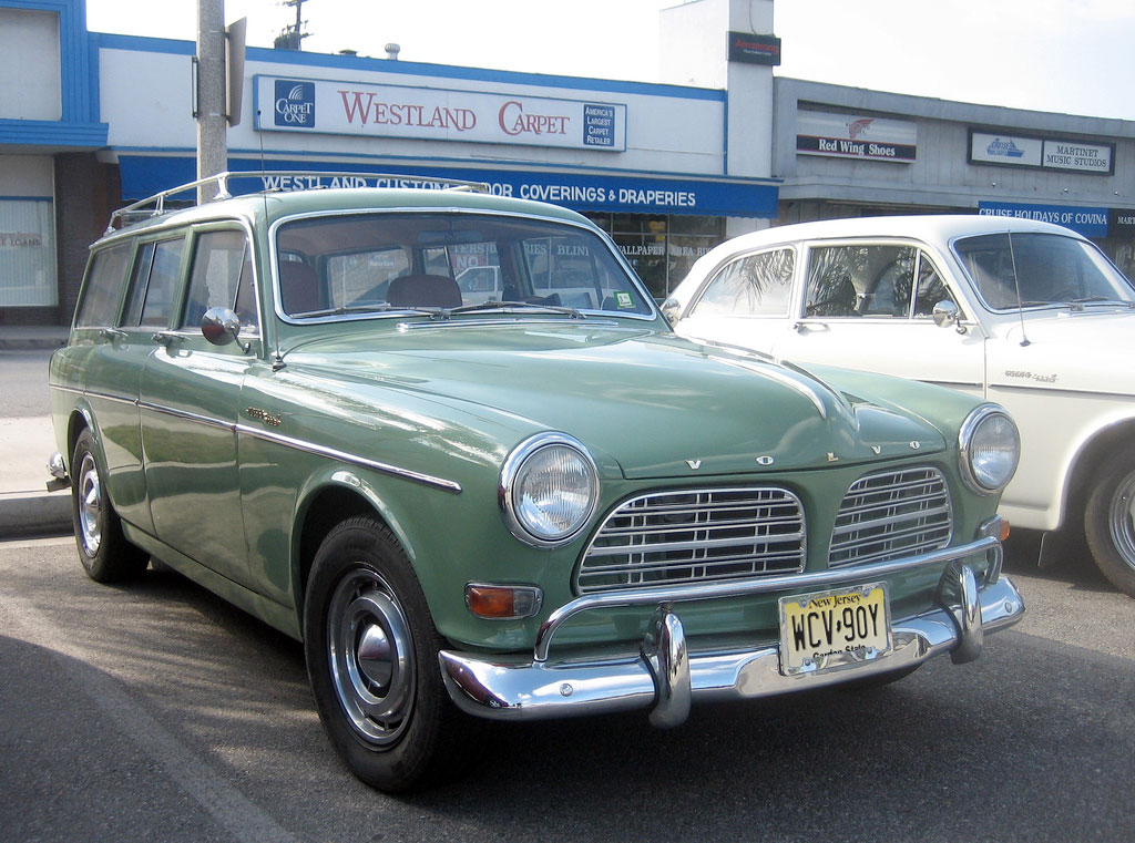 1960 Volvo 122 - Information and photos - MOMENTcar