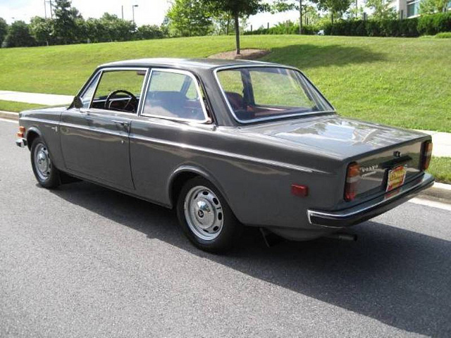 1969 Volvo 142 Information And Photos Momentcar