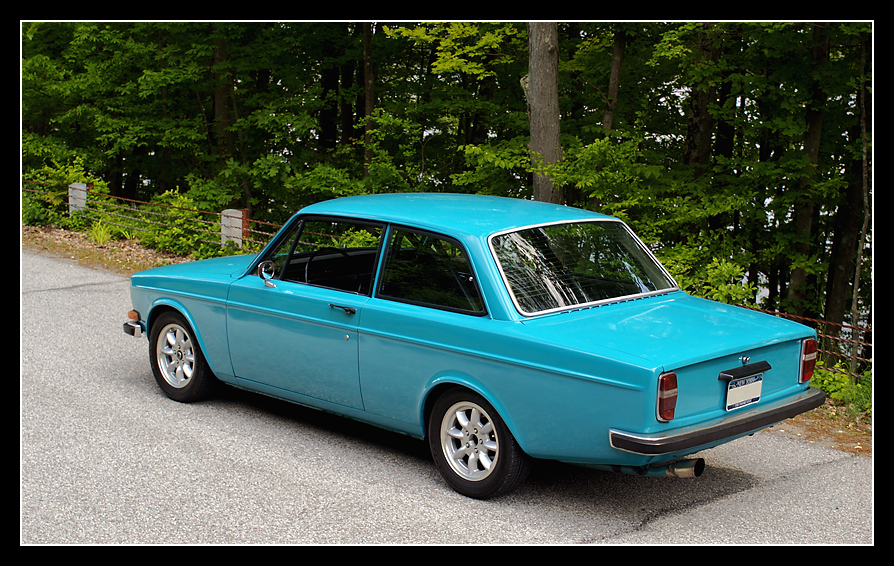 Honda Accord Sport For Sale >> 1971 Volvo 142 - Information and photos - MOMENTcar